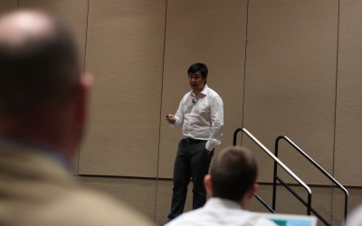 CMC 16 Session Recap: Top 10 Facebook & Twitter Advertising Hacks for Content Marketers from Larry Kim