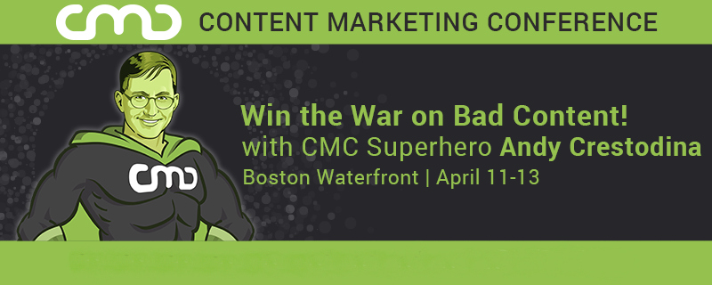 Image result for content marketing conference 2017