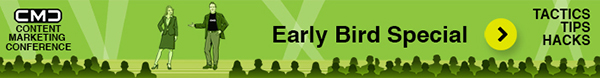 Get your CMC16 Early Bird Special before it expires January 31st
