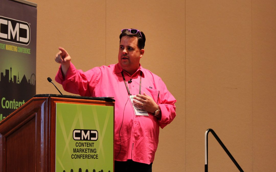 CMC 16 Session Recap: How to Amplify Content Effectively