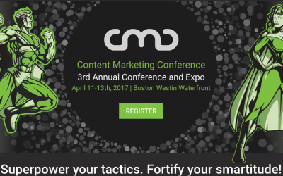 The Content Marketing Warriors of CMC: Part I