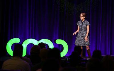 #CMC17 Recap: Ann Handley & Bigger, Bolder, Braver Content