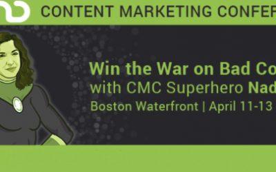 #CMC17 Recap: Back-to-Basics Principles of Great Content with Nadya Khoja