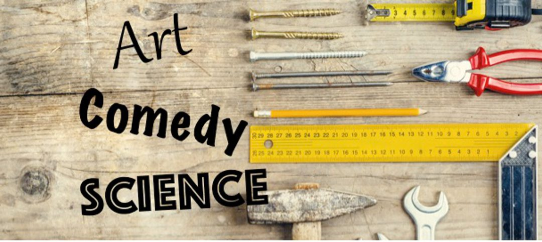 Sharpen Your Art, Comedy, and Science [Content Marketing] Skills at #CMC18