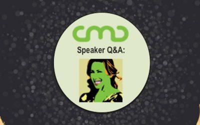 #CMC18 Speaker Q&A: Brandy Lawson