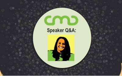 #CMC18 Speaker Q&A: Jill Grozalsky
