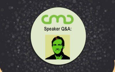 #CMC18 Speaker Q&A: Josh Steimle