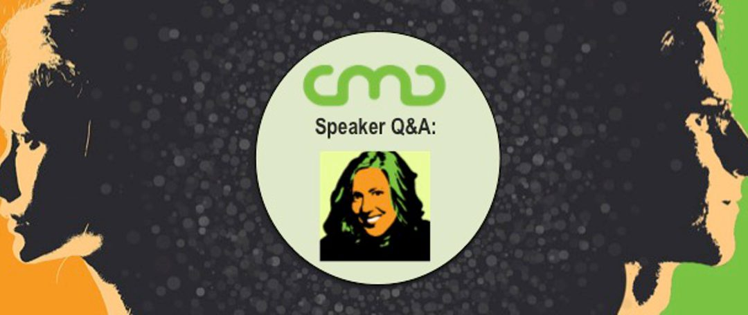 #CMC18 Speaker Q&A: Margot Bloomstein