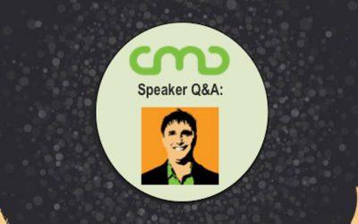 #CMC18 Speaker Q&A: Neal Schaffer