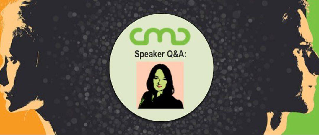 #CMC18 Speaker Q&A: Niki Vecsei Harrold