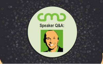 #CMC18 Speaker Q&A: Tim Ash