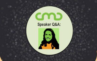 #CMC18 Speaker Q&A: Veronica Romney