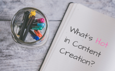 What's Hot in Content Creation? Humor, Beyond Blogging, and Taking a Stand