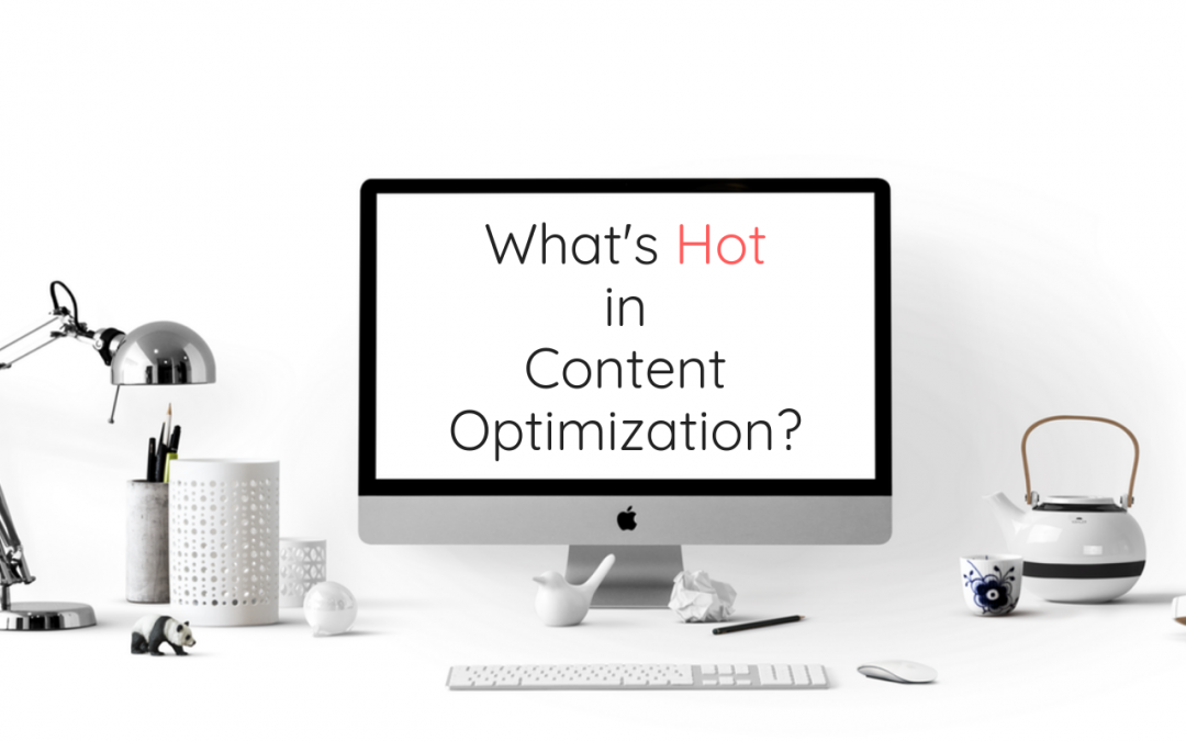 What's Hot in Content Optimization? Blending New Content with Historical Optimization