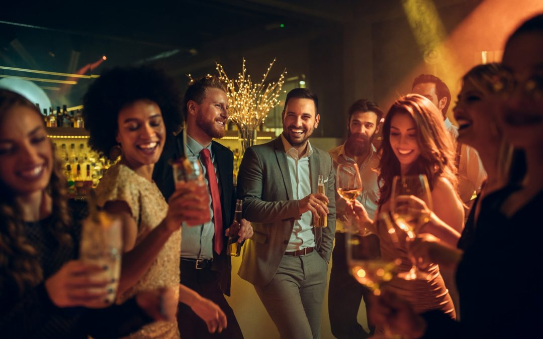Want to Network All Night Long? Here's Where to Go to Recharge