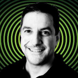 Tom Shapiro Headshot