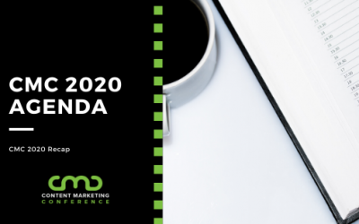 CMC 2020 Recap: A Full Clickable Agenda