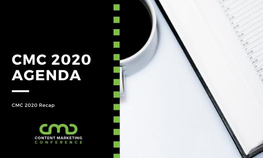 CMC 2020 Recap: A Full Clickable Agenda