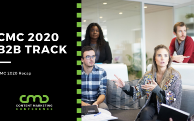 CMC 2020 Recap: B2B