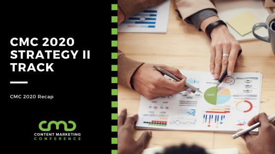 CMC 2020 Recap: Strategy II