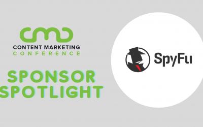 CMC 2021 Sponsor Spotlight: SpyFu